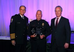 LMPD Commanding Officer of the Year - Sgt. Scotty Frank