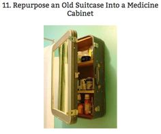http://twistedsifter.com/2012/06/creative-ways-to-repurpose-reuse-and-upcycle-old-things/