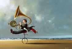 Impressioni Artistiche : ~ Jimmy Lawlor ~
