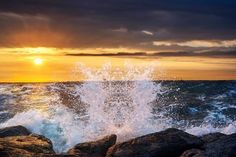 Happy New Year from Nikon!  Photographer: @forever.amber.photography Camera: #Nikon #D610 Lens: #NIKKOR AF-S 50mm f/1.8G Settings: Shutter speed 1/250 f/5 ISO 100 #mynikonlife  #Ocean #Water #Sun #Waves #Sunlight #Clouds #Crashing #Rocks #MyNIKKOR #Nikon100 #nikon_photography #NikonPhotography  via Nikon on Instagram - #photographer #photography #photo #instapic #instagram #photofreak #photolover #nikon #canon #leica #hasselblad #polaroid #shutterbug #camera #dslr #visualarts #inspiration…