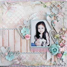 Cette belle oeuvre d'art est une pièce unique. J'ai conçu et créé cette mise en page avec l'artisanat minutieux. Il s'agit d'une page d'album que vous avez besoin de voir en personne pour vraiment apprécier sa beauté. Il y a tellement de couches magnifiques, la texture et plus de détails. Tout ce que vous devez faire est d'ajouter votre précieux 3,5 X 4.5 photo. Vous pouvez accrocher dans une chambre d'enfant/chambre à coucher, ajouter à un album, afficher dans un cadre de boîte d'ombre,...