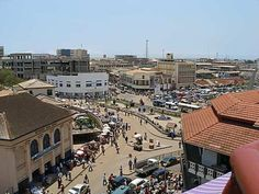 Accra is the political and economic capital of modern Ghana on the Gold Coast. Between 1500 and a fortress operated by the Portuguese stood at the site of modern Accra. Paises Da Africa, Out Of Africa, West Africa, Accra, Seychelles, Ghana Culture, Airfare Deals, Cheapest Airfare, Book Cheap Flights