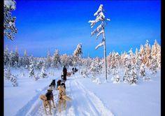 Lapland, Finlandia