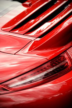 2013 Porsche Carrera S - by Gordon Dean II