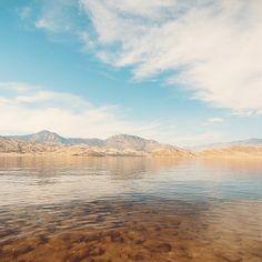Lake Isabella, California_ USA