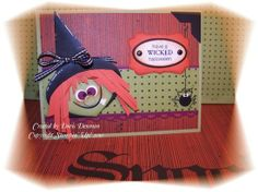 Stampin Up Halloween Punch Arts   Stampin' Up! Halloween / Stampin' Up! Ornament Punch by Doris Denman ...
