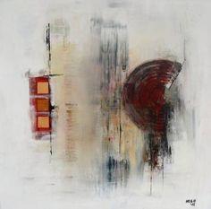 "Saatchi Art Artist Hego Goevert; Painting, ""Fragmentary Composition"" #art"