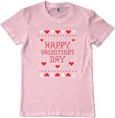Threadrock Big Girls' Happy Valentine's Day (Ugly Sweater) Youth T-Shirt   Threadrock exclusive, available in selected sizes and colors. Tees are 100% preshrunk cotton and fully machine washable. Read  more http://shopkids.ca/kids-girl/threadrock-big-girls-happy-valentines-day-ugly-sweater-youth-t-shirt  Visit http://shopkids.ca to find more categories on kid review