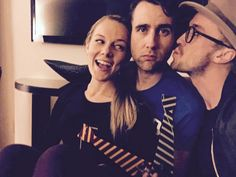 EXCLUSIVE Harry Potters Matthew Lewis And Tom Felton Support Emma Watson At Beauty