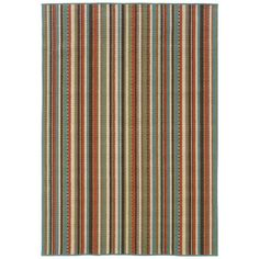 Montego Multicolored Outdoor Rug