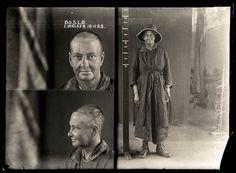photo-police-sydney-australie-mugshot-1920-27