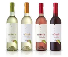 Turning Leaf Refresh, a Fizzy Wine for Fall Festivities #WineOverIce (Giveaway) - Mom Foodie - Blommi