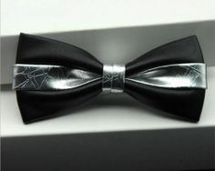 Cheap wedding bow tie, Buy Quality bow tie for men directly from China silver bow tie Suppliers: 2017 Pu Leather Men Gold Wedding Bow Tie Necktie Fashion Silver Bow Ties Cravate Homme Party Bow Ties For Men Red Gold, Black Silver, Silver Bow Tie, Cheap Neckties, Man Weave, Bow Tie Wedding, Online Shopping For Women, Leather Design, Fashion Boutique