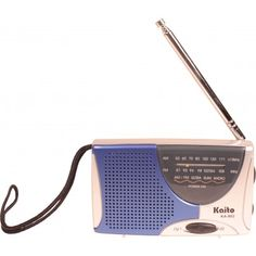 Mini AM/FM Pocket Radio with Speaker