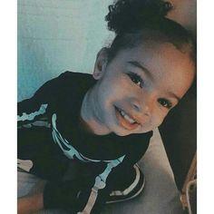 Cute Mixed Babies, Cute Babies, Baby Kids, Lil Baby, Beautiful Black Babies, Beautiful Children, Cute Outfits For Kids, Cute Kids, Bryson Tiller's Daughter