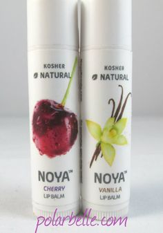 Noya Lip Balms - click thru for #review and #giveaway