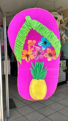 Piñata Sandalia Hawaiiana