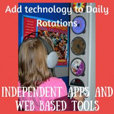 Brittany Washburn: Adding Technology to your Daily ELA Rotations