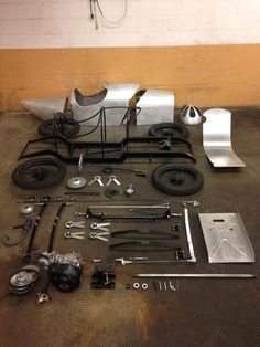 CycleKart components