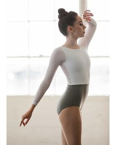 Women for ballet leotards