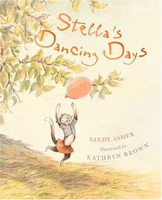 Stella's Dancing Days by Sandy Asher -- Cat Picture Book
