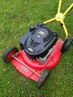 Motorgräsklippare Klippo Excellent - Lawn Mower, Outdoor Power Equipment, Lawn Edger, Grass Cutter