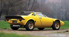 1977 Lancia Stratos HF Stradale