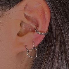 Silver Eyebrow/ Ear Piercing, Barbell Ring Piercing, Helix/Cartilage Piercing - Surgical Steel Material : Surgical Steel Color : Silver Detail : Type A - / Circle Ending / Thick Type B - / Circle Ending / Thick Type C - / Thick Type D - / Helix Earrings, Crystal Earrings, Clip On Earrings, Stud Earrings, Cartilage Earrings, Diamond Earrings, Ear Jewelry, Cute Jewelry, Jewelry Accessories