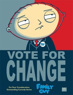 Stewie Griffin for President