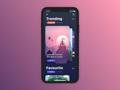 Story App Concept