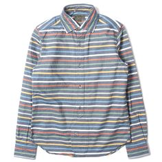 BD Shirt (Small Stripe) Navy