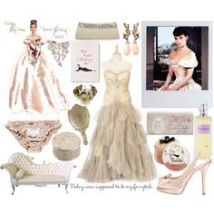 Audrey Hepburn-Roman Holiday, created by ataraxia on Polyvore