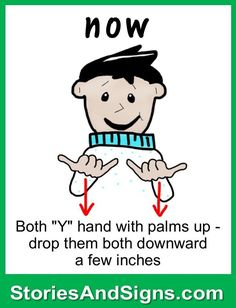 Learn to sign the word. C's books are fun stories for kids that will easily teach American Sign Language, ASL. Each of the children's stories is filled with positive life lessons. You will be surprised how many signs your kids will learn! Sign Language Chart, Sign Language Phrases, Sign Language Interpreter, Sign Language Alphabet, Learn Sign Language, Fun Stories, Stories For Kids, Langage Non Verbal, Sign Language For Toddlers