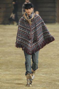 Maybe when I'm in Peru. Chanel Pre-Fall 2014 - Slideshow