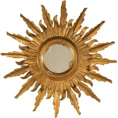 antiques on old plank road unique vintage italian carved u0026 gilded sun