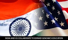 To spread Genomic education on a global platform, India and the #UnitedStates are going to work together to implement high-quality educational strategies. Read more : https://www.morevisas.com/immigration-news-article/india-and-us-collaborate-to-expand-genomics-education/4720/