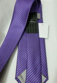 NWT$265 Ermenegildo Zegna Italian Luxury World class gorgeous tie  #ErmenegildoZegna #NeckTie