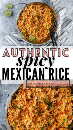 Spicy Mexican Rice, Authentic Mexican Rice, Mexican Rice Recipes, Traditional Mexican Food, Chicken Bacon Ranch Casserole, Keto Side Dishes, Hot Sauce, Onions, Kids Meals