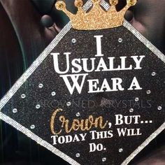 Choose perfect graduation cap ideas to match your celebration mood on such an important day of your life. Disney drawing funny and other creative designs for the graduation ceremony. Disney Graduation Cap, Funny Graduation Caps, Graduation Cap Toppers, Graduation Cap Designs, Graduation Cap Decoration, Graduation Diy, High School Graduation Picture Ideas, Decorated Graduation Caps, Funny Grad Cap Ideas