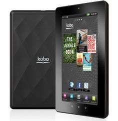 Who needs and iPad when you have a Kobo Vox