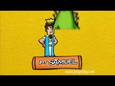 Cute video about the Book of the Bible - 1 Samuel