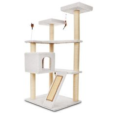 Aeromark International Armarkat Cat Tree Furniture Condo, Height to Sisal, Tree Furniture, Cat Condo, Pet Beds, You And I, Pet Supplies, Dog Cat, New Homes, Kitty