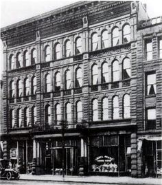 The Liebel House 1101 1114 State Street 1900s Erie Pennsylvania