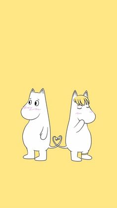 • MOOMIN 해피무민: 배경화면/잠금화면 : 네이버 블로그 Moomin Wallpaper, Mickey Mouse Wallpaper, Disney Wallpaper, Couple Cartoon Characters, Cute Characters, Iphone Background Wallpaper, Heart Wallpaper, Cartoon Icons, Cute Cartoon