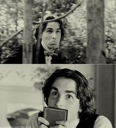 christian bale as laurie in little women. one of my first memorable celebrity crushes of childhood.
