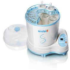 The Best Bottle Sterilizer Plus 3 More Top Rated Options | New Mom Stuff