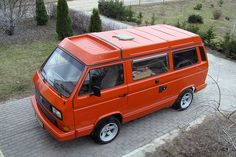 VW T3 Westfalia by Matiiss, via Flickr