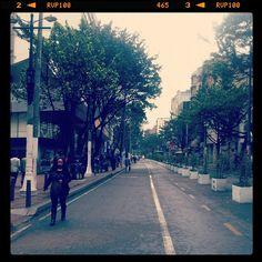 """""""#instagramyourcity for Bogotá. Séptima peatonal"""" by @kkamacho"""