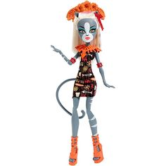 Monster High® Ghouls Getaway Meowlody™ Doll