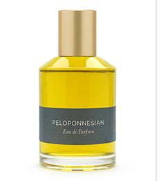 Strange Invisible Perfumes - Peloponnesian Eau de Parfum - this lucid composition is built with the ancient perfumes of the Greek peninsula. salted Aegean winds glide through the branches of cypress, lime, and orange trees, lifting their epic aromas into the Peloponnesian mountains. A reception of mountain sage honey collects each gallant perfume as it rises from the vineyard-patterned earth of the Peloponnesian. From Beautyhabit.